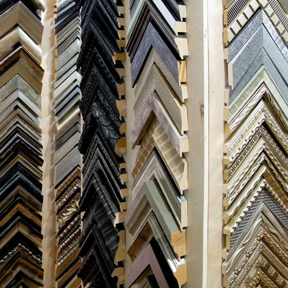 frame moulding samples