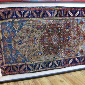 custom framing of rug