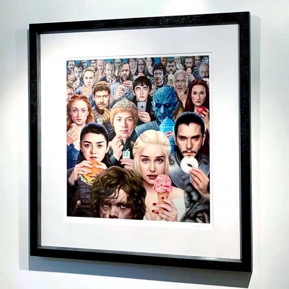 unique artwork featuring people