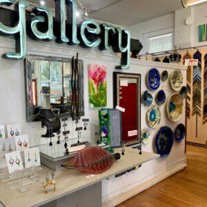 Art Glass, Ceramics & Sculpture at T Clifton Gallery & Framing