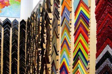 The art of custom framing practiced daily