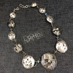 Constellation Necklace in Silver ~ $525